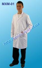 Dressing gown man's medical MXM 01