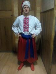 Костюм украинский мужской