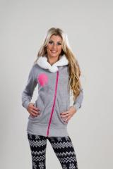Franklin jacket 1003 Light gray