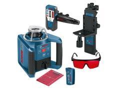 Ротационный лазерный нивелир  GLR 300 HV