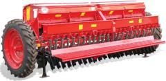 Сеялка зернотукотравяная СЗТ 3,6А для рядового