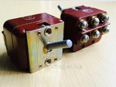 El interruptor 3ВГ-15К