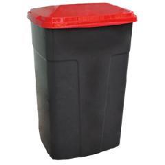 Tank of garbage 90 l.