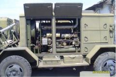 Генератор дизельный ЭСД-50 (электростанция)...