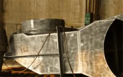 Нестандартизоване встаткування металеве 2