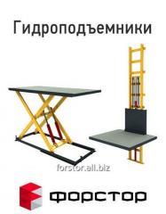 Гидроподъемники Форстор производство Украина