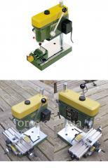Precision Proxxon TBM 220 boring machine, article
