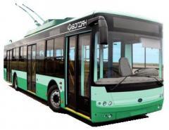 T701 BOGDAN trolleybus