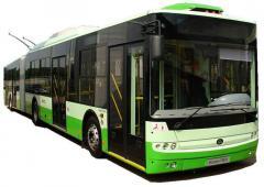 T90110 BOGDAN trolleybus