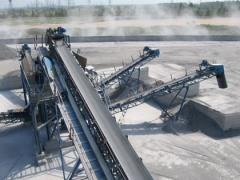 Crushing-shredding aggregates