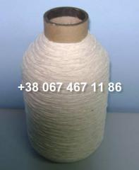 Candle wick, gn_t, twine cotton, thread hlopovy,