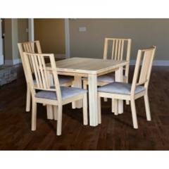 Обеденный комплект Смарт-2: стол и 4 стула