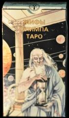 Tarot cards Myths of the Olympus 27410607