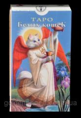 Tarot cards of White Cats 27410616