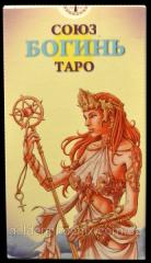 Tarot cards Union of Goddesses 27410625