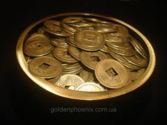 Coins under bronze 11