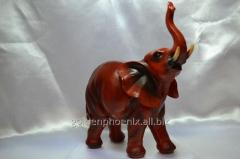 Figurine Elephant hair dryer-shuy 52568119