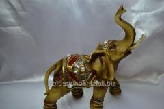 Figurine Elephant hair dryer-shuy 52568219