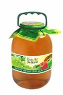 Juice grape and apple