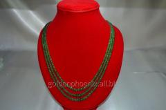 Ожерелье Изумруд