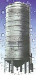 Резервуар А9-КЕС для накопления и хранения в