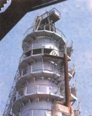 Печь шахтная известково-газовая Ш1-ПШИ-100 для