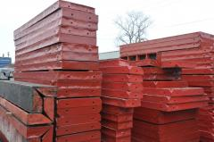Sales that rent of timbering