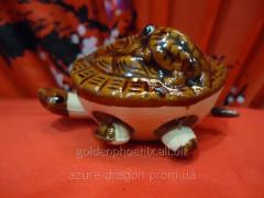 Статуэтка Черепахи разных цветов