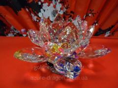 Сувенир Хрустальный лотос 31866498