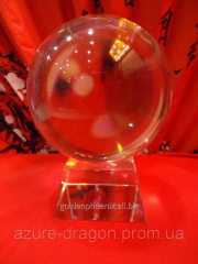Souvenir Crystal sphere of predictions of d=9sm
