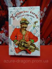Cards Ukrainian cards