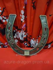Horseshoe on good luck 31866556