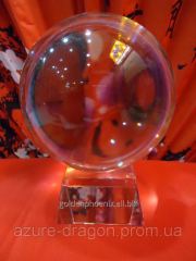 Souvenir Crystal sphere of predictions of d=10sm