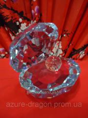 Кристалл голубой жемчужина 31866728