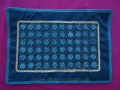 Jade rug of 39 cm by 29 cm