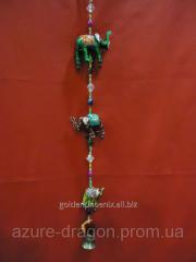 Figurine Elephants trailing 33228838