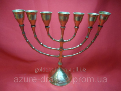 Candlestick from bronze 38245200