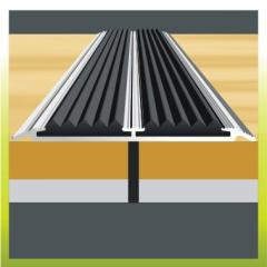 Profile the anti-sliding PAD