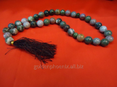 Beads from a tsiozi