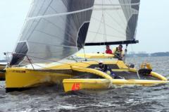Яхты тримараны