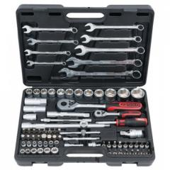 """Classic tool set (82 units) 1/4"""","""