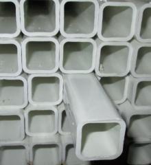 Pipe PVC, PVD 22h22 for a nippelny poyeniye of a