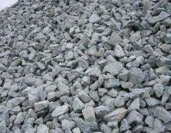 Dolomite crude metallurgical (crushed stone)