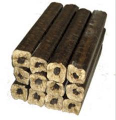 Брикеты топливные из отходов древесины