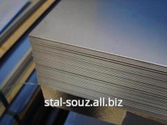 Лист нержавеющий 430 1,5 (1,25х2,5) кожа