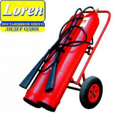 Carbon dioxide portable fire extinguishers