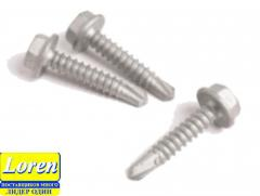Bolts steel, galvanized, corrosion-proof