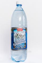 "Вода сильногазированная ""Срібна криниця"""