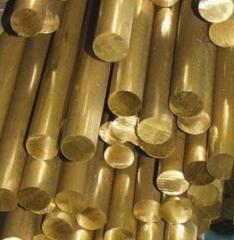 Circle f 60 mm brass L59-1 press