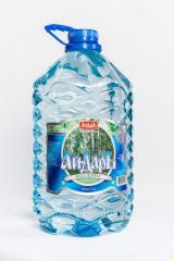 "Вода питьевая ""Срібна криниця"" 5 л"